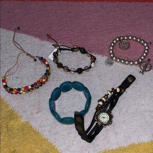 Jewelry - Various Bracelets